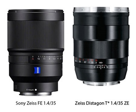 Sony-Zeiss-Distagon-35-14-compared