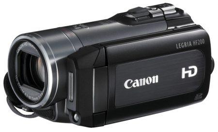 Canon-LEGRIA-HF-200