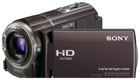 Sony-HDR-CX360E