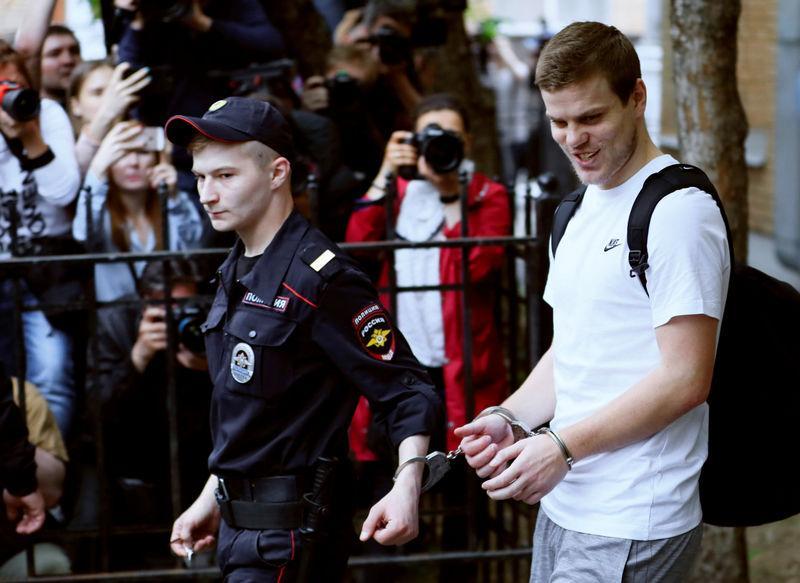 Кокорин и Мамаев на свободе / Вчерашнее фото 06.09.19