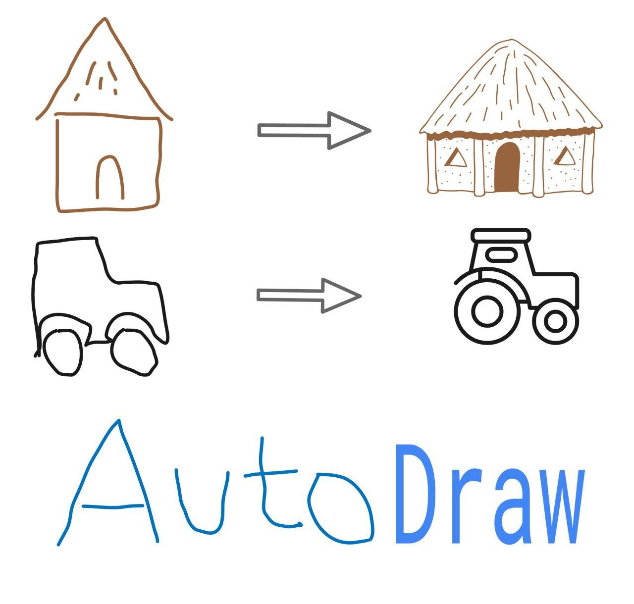 Autodraw для криворуких вебмастеров