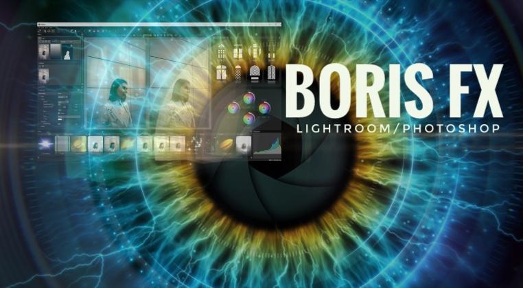 Вышел плагин Boris FX для Lightroom и Photoshop