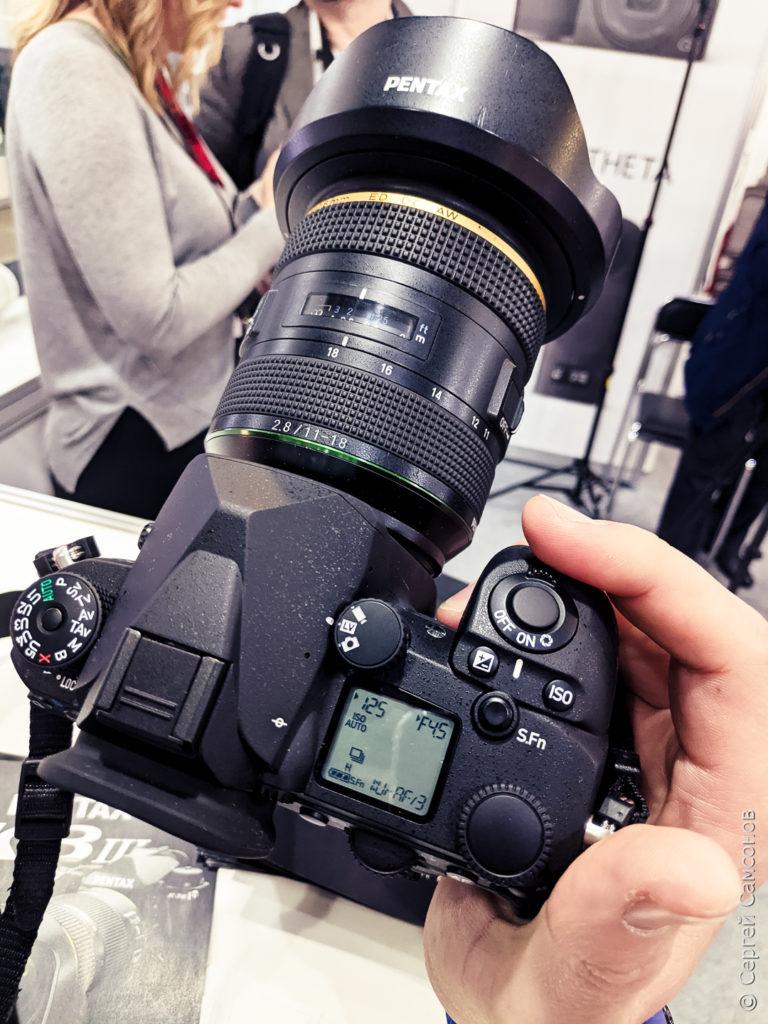Камера Pentax K-3 III