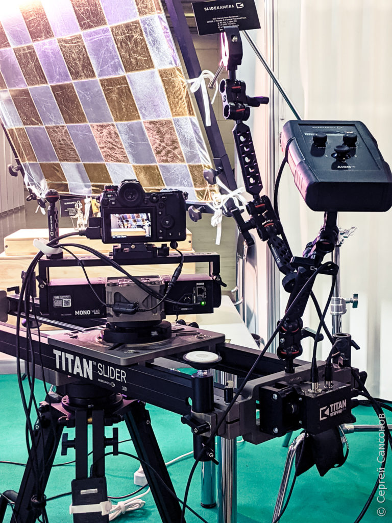 Слайдер Slidekamera Titan